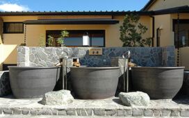 壺湯(天然温泉・循環式)
