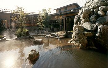 源泉 王様の湯「天然温泉